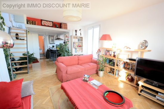 vente appartement ST MAUR DES FOSSES 2 pieces, 40m