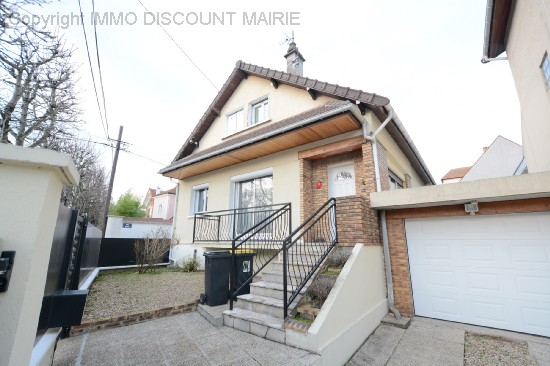 vente pavillon ST MAUR DES FOSSES 5 pieces, 110m