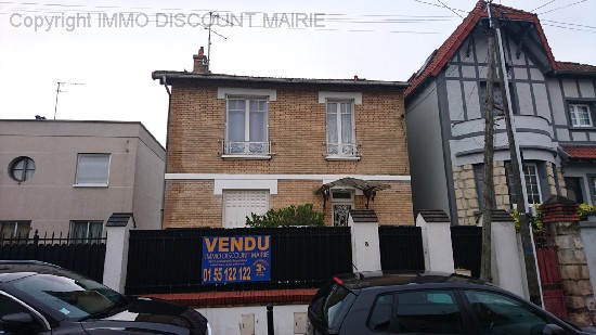 vente pavillon ST MAUR DES FOSSES 5 pieces, 95m